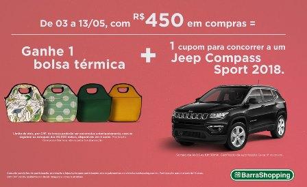 137470d66c6 Barra Shopping divulga promoções do Dia das Mães - Jornal da Barra